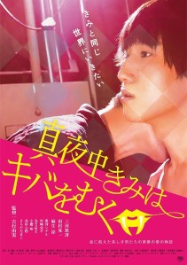mayonaka kimi wa kiba o muku Film Poster