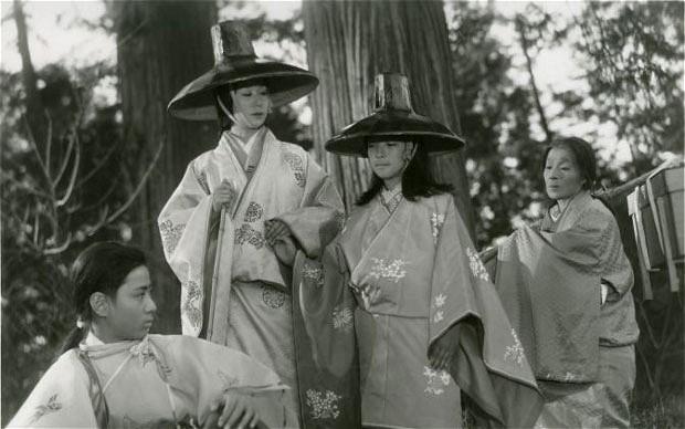 Sansho Dayu Film Image