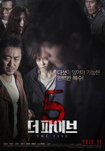 The Five Korean Film Poster