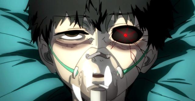Tokyo Ghoul Ken's Ghoulish Transformation