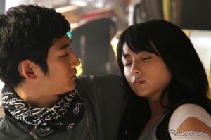Wild 7 Eita and Fukada Romance
