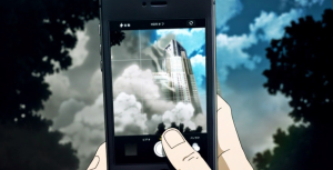 Zankyou no Terror Captured by Social Media