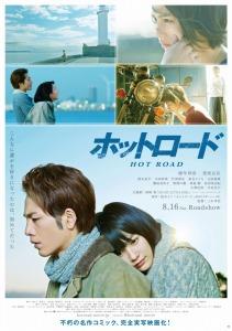 Hot Road Film Poster