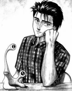 Parasyte Manga Image 2