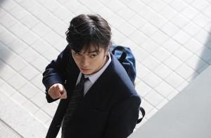 Parasyte Shota Sometani Looking Impossibly Cool