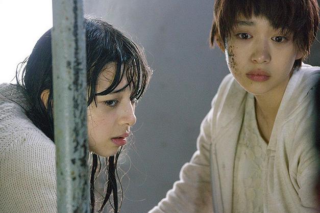 Zero Fatal Frame Film Ayami Nakajo and Aoi Morikawa SURVIVORS ...