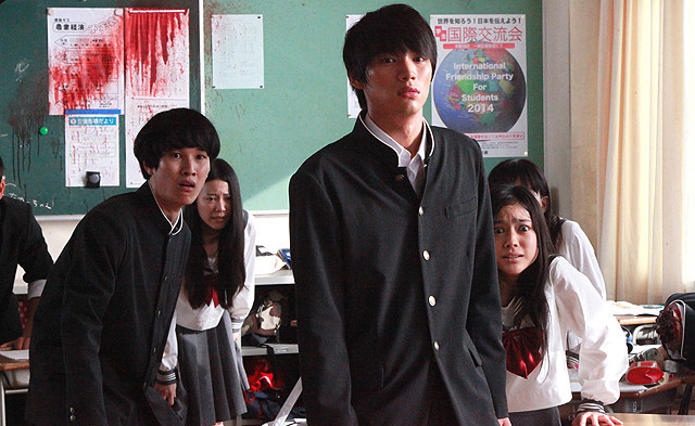 As the Gods Will Shun Takahata (Sota Fukushi) and his Class