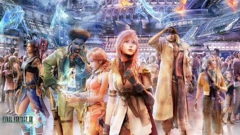 Final Fantasy XIII Cast