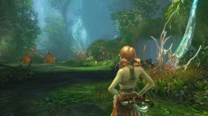 Final Fantasy XIII Sunleth Waterscape