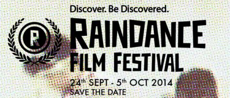 Raindance 2014 Logo