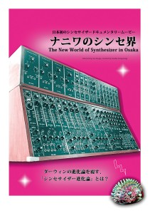 The New World of Synthesizer in Osaka Film Poster