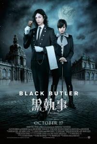 Black Butler UK Poster