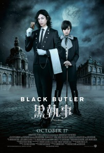 Black Butler UK Poster