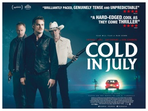 Cold in July UK Poster