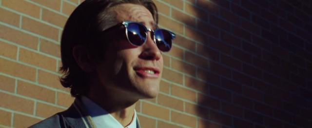 Nightcrawler Lou Bloom (Gyllenhaal) Station