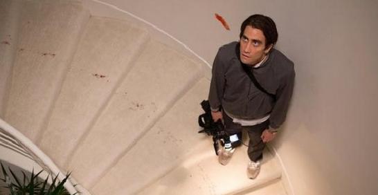 Nightcrawler Lou Bloom (Gyllenhaal)