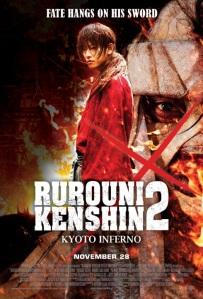 RUROUNI KENSHIN 2_Poster