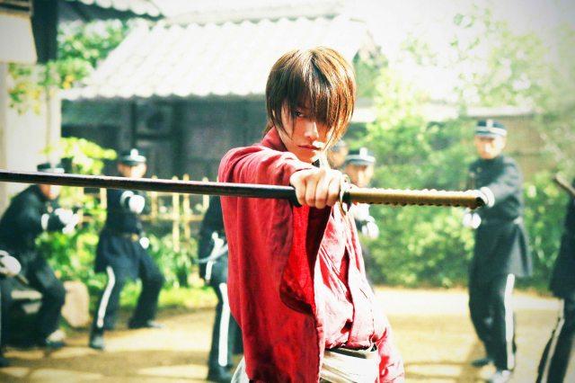 Rurouni Kenshin Face Off (Takeru Satoh)
