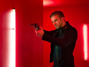 The Guest Dan Stevens Armed and Dangerous