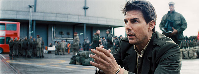 Tom Tries to Back Out in Edge of Tomorrow