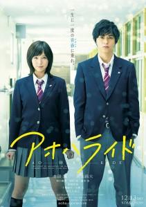 Ao Haru Ride Film Poster