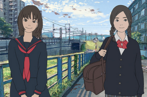 Hana and Alice Anime Movie Image