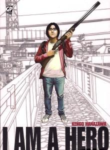 I Am a Hero Cover 2