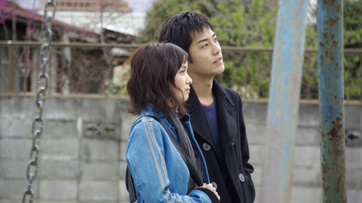 Kimi no Tomodachi Emi (Ishibashi) and Nakahara (Fukukshi) Get Closer