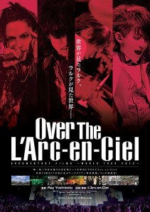 Over The L'Arc-en-Ciel Film Poster