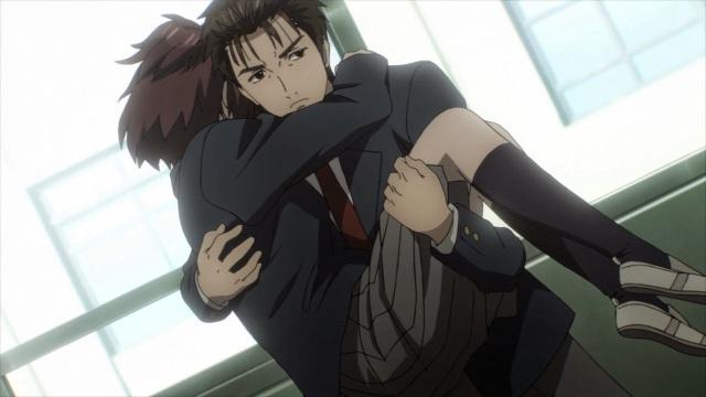 Parasyte Episode 10 Shinichi Saves the Day