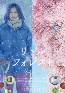 Little Forest Winter Spring Film Poster