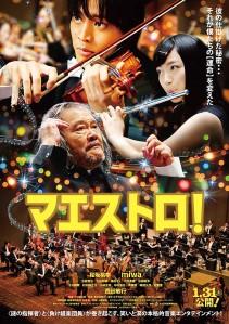 Maestro! Film Poster