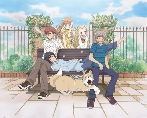 Honey and Clover Anime Images
