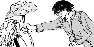 Honey and Clover Manga Image