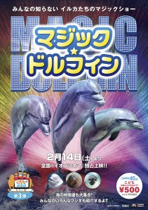 Magic Dolphin Film Poster