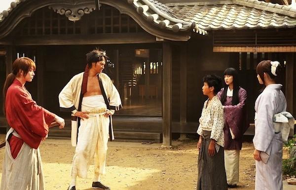 Rurouni Kenshin Kyoto Inferno Kaoru's Dojo