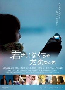 Kimi ga Inakucha Dame Nanda Film Poster