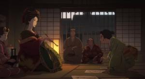 Miss Hokusai Fashion Pictures 1
