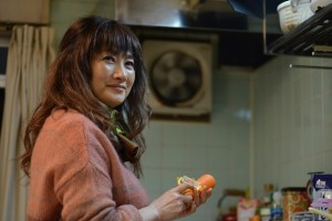 My Little Sweet Pea Ayako (Kimiko Yo) Cooking