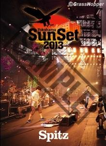 Spitz Yokohama Sunset Tour 2013 Film Poster