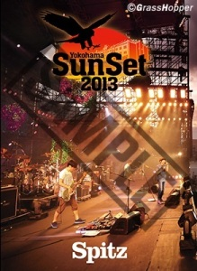 Spitz Yokohama Sunset Tour 2013 Film Poster