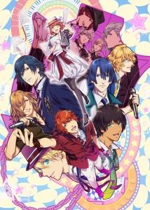 Uta no Prince-sama - Maji Love Revolutions Key Image