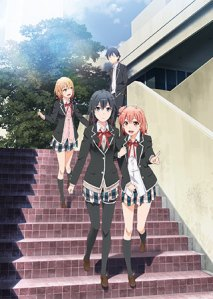 Yahari Ore no Seishun Love Come wa Machigatteiru. Zoku Key Image