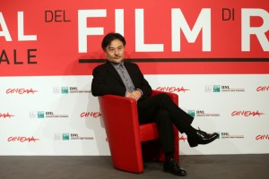 Kiyoshi Kurosawa at the Rome Film Festival