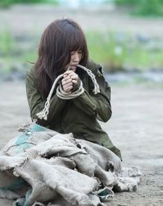Seventh Code Atsuko Maeda Tied Up