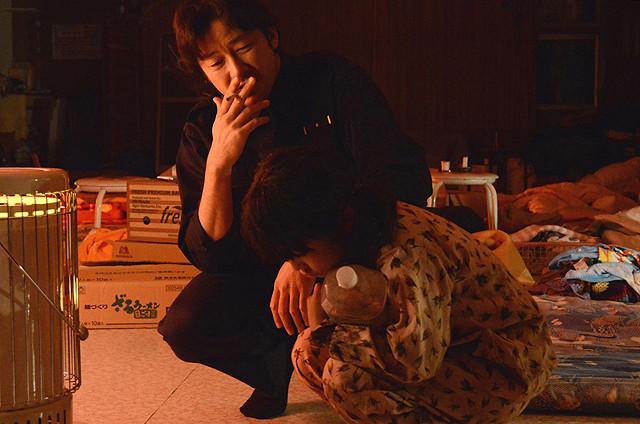 Watashi no Otoko Film Jungo (Tadanobu Asano) Meets Hana