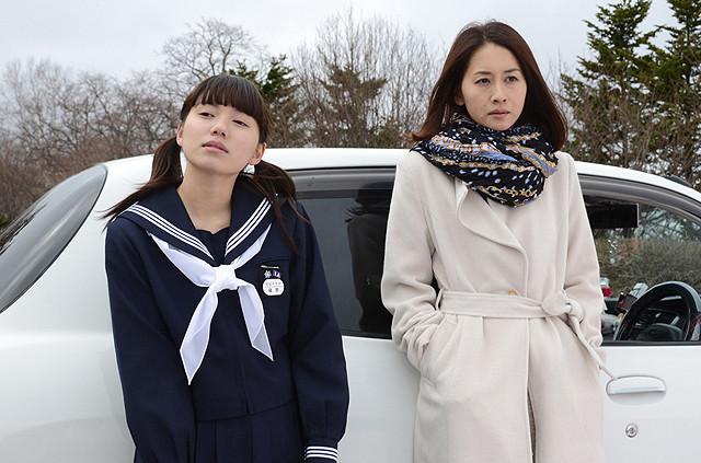 Watashi no Otoko Hana (Fumi Nikaido) and Komachi (Aoba Kawai)