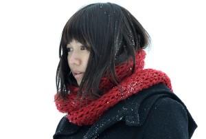 Watashi no Otoko Hana (Fumi Nikaido) in the Snow