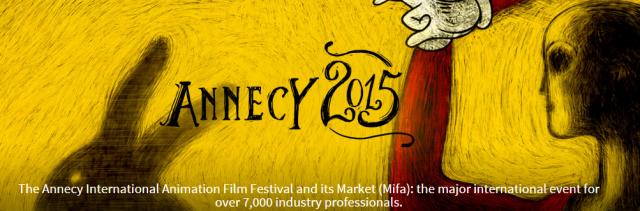 Annecy 2015 Banner