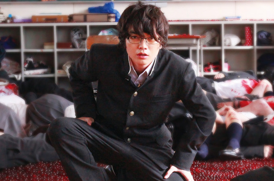 As the Gods Will Shota Sometani as Satake